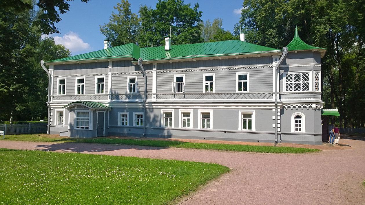 музей чайковского в клину фото видео-урок для