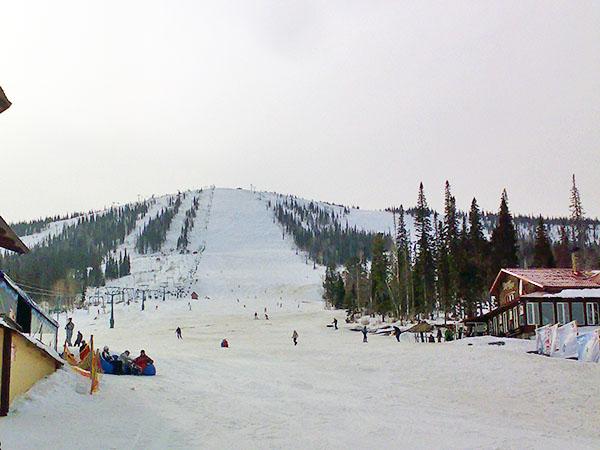 Гора Зеленая