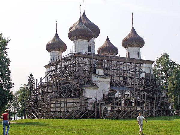Каргополь. Христорождественский собор