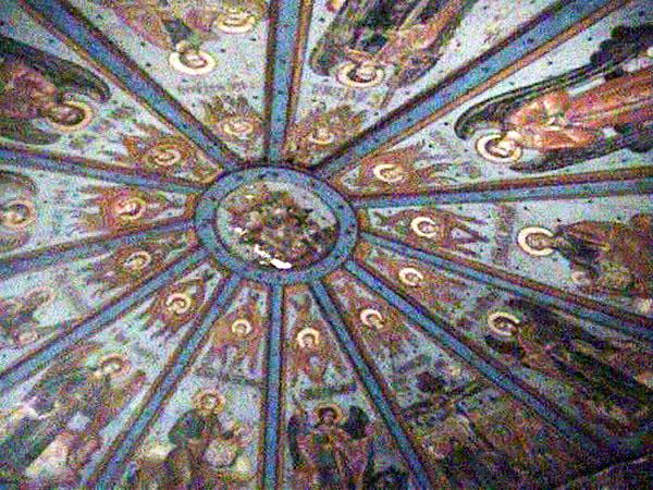 Лядины. Небеса Покровско-Власьевской церкови (утрачено)