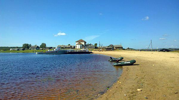 Пристань. Отсюда катера развозят рыбаков по стоянкам