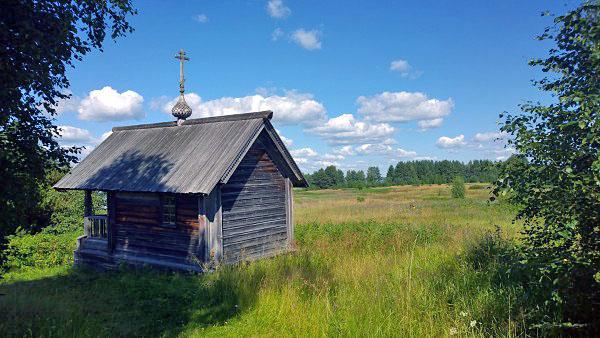 Часовня священномученика Власия