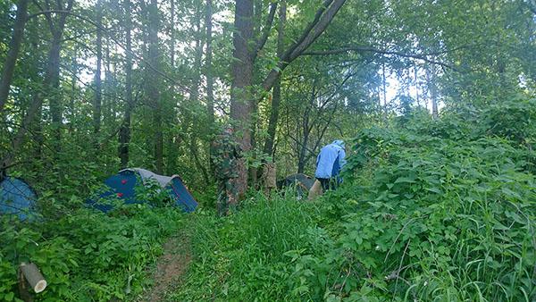 Лагерь №2