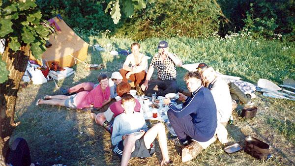 Последний лагерь