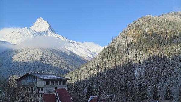 Гора Белалакая.