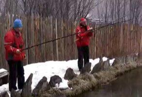 2016 Платная рыбалка в Азау
