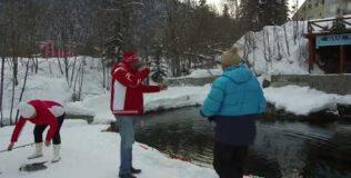 Рыбалка на Домбае
